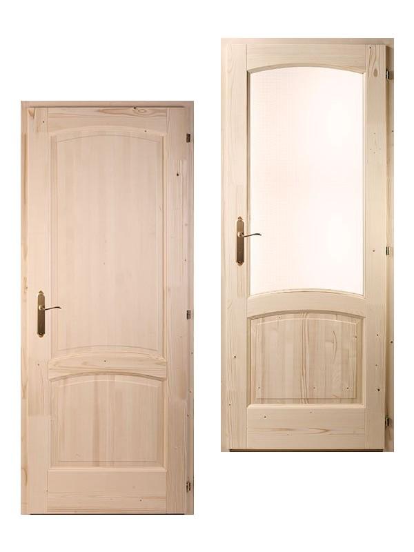 Fenyő ajtócsalád 1. típus