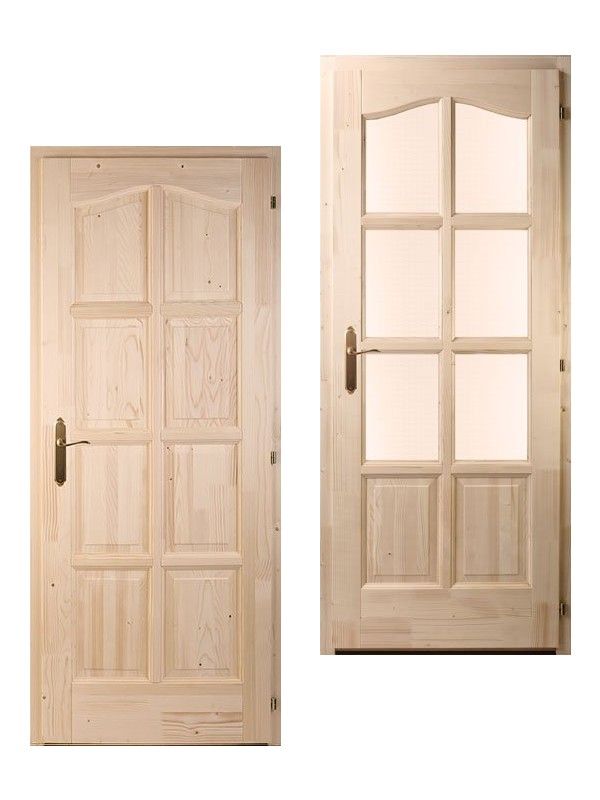 Fenyő ajtócsalád 2. típus