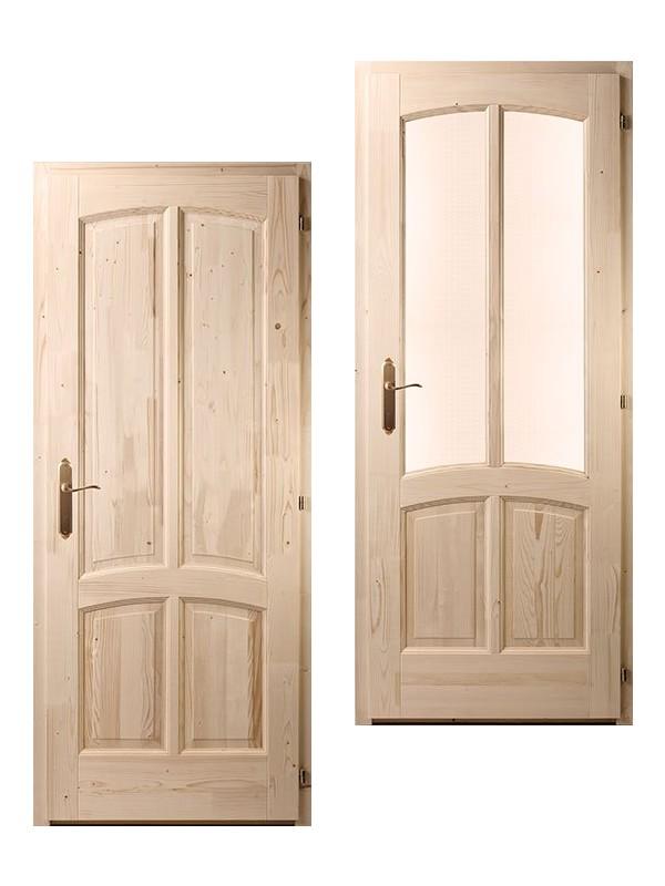 Fenyő ajtócsalád 3. típus