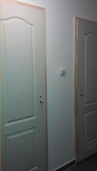 Beltéri panelajtó lakásokba 3