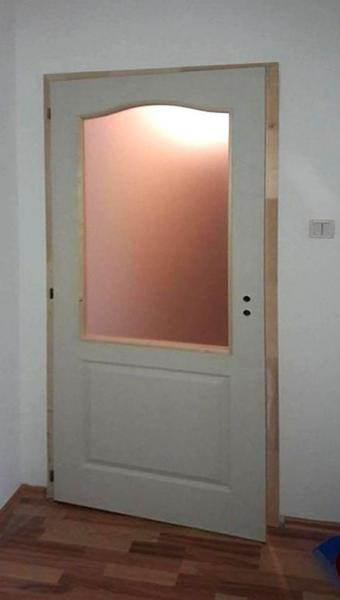 Beltéri panelajtó lakásokba 5